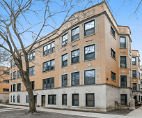 Building, 1223 W Granville Ave