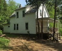 Building, 540 S Willard St