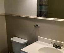 Bathroom, 300 N McGuire Ave
