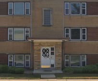 Building, 9301 S Pulaski Rd