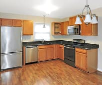 Kitchen, 735 Pioneer Trail