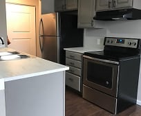 Kitchen, 1200 Downing St