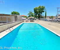 Pool, 3933 La Rica Ave