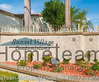 Community Signage, 3586 Sunset Ln