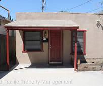 Building, 11052 Evans St