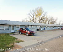 600 Maple St, Jim Hill Middle School, Minot, ND
