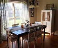 Dining Room, 1021 Trinity Dr
