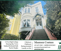 1624 Vallejo St, Pacific Heights, San Francisco, CA