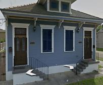 Building, 4902 Dauphine St