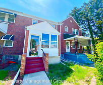 1703 E Belvedere Ave, Northwood Elementary School, Baltimore, MD