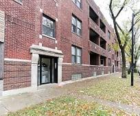 Building, 953 N Hoyne Ave