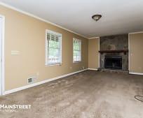 Living Room, 451 Hardy Cir