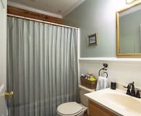Bathroom, 615 Secession Dr