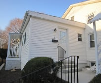 156 W Main St, Orange Avenue School, Milford, CT