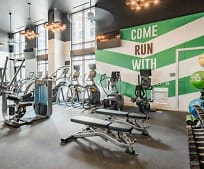 Fitness Weight Room, 12010 Barryknoll Ln