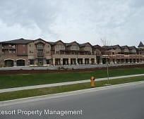 Building, 2051 N Main St
