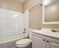 Bathroom, 1101 Briar Oaks Dr