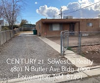 2805 E Cedar St, Mesa View Middle School, Farmington, NM