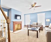 Living Room, 4305 Urn St