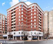 Building, 880 N Pollard St