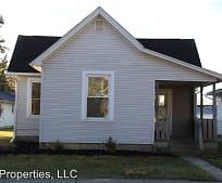Building, 903 Putnam St