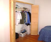 Bedroom, 43-45 Upland Rd