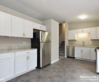 Kitchen, 1603 Williams Ave