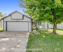 1222 S Goebel St, Harrison Park, Wichita, KS