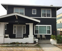 535 N Fulton St, Fresno, CA