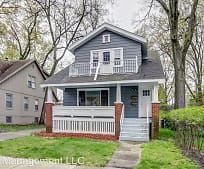 Building, 463 W Breckenridge Ave