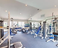 Fitness Weight Room, 10894 Aderman Ave