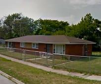 Building, 15246 S Wood St