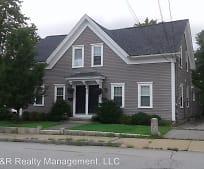Building, 65 Cottage St