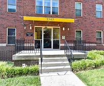 1343 Clifton St NW, Euclid Street Northwest, Washington, DC