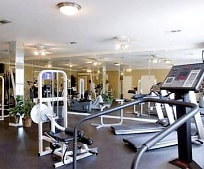 Fitness Weight Room, 6303 Shady Oaks Manor Dr