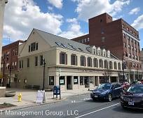 Building, 20 Dunham Mall
