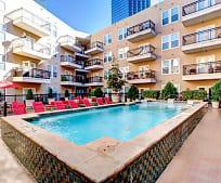 Pool, 704 Ross Ave