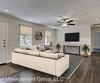 Living Room, 4806 Ella Blvd