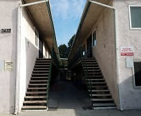 Building, 3432 La Madera Ave