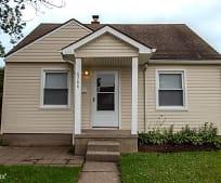 6766 Lozier Ave, Crothers Elementary School, Warren, MI