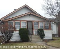 Building, 603 Greenbay Ave