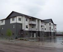 Building, 1110 Husky St