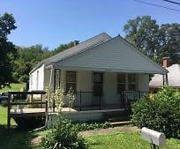 Building, 2104 Oscar St