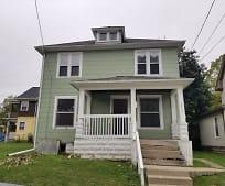 Building, 814 Williams St
