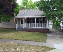 Building, 15709 Wingate Rd