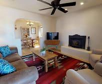 Living Room, 1002 Agua Fria St