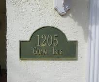 Community Signage, 1205 Guava Isle