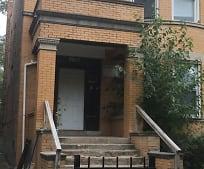 Building, 7807 S Sangamon St