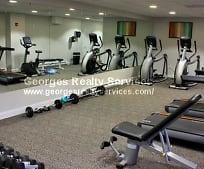 Fitness Weight Room, 400 Atlantic St