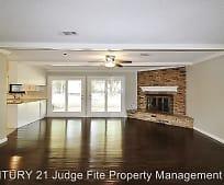 Living Room, 4609 Manning Dr